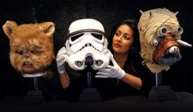 Haal eens wat Star Wars in huis: legendarische spullen uit 's werelds bekendste films te koop