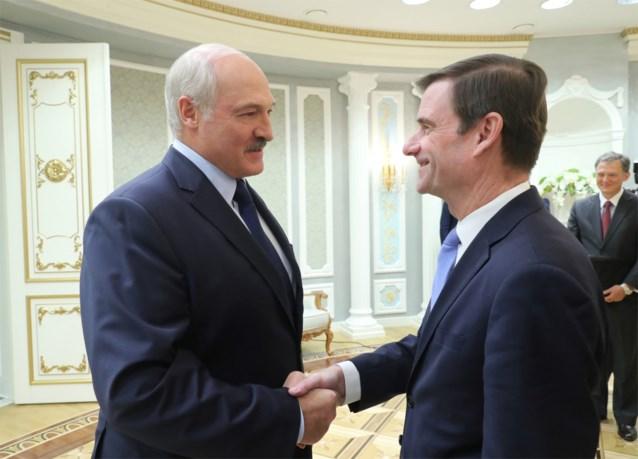 VS en Wit-Rusland herstellen diplomatieke banden