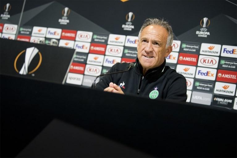 """AA Gent-trainer Jess Thorup waarschuwt fans: """"Het is nog veel te vroeg om te dromen van de Champions League"""""""