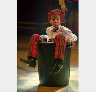 WIN. Duotickets voor Circus Barones in Schoten