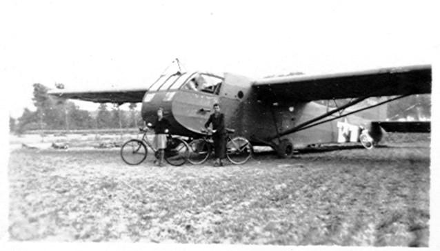 Amerikaanse zweefvliegers landden in september 1944 in Bachte-Maria-Leerne
