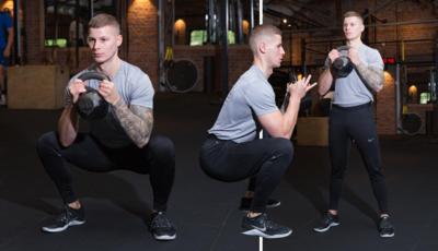 Het gewicht dat je hele lichaam traint: dit kan je met een kettlebell