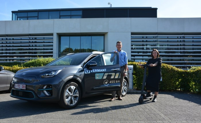 """252 medewerkers Willemen Groep laten wagen thuis: """"Met de auto valt nooit te voorspellen hoelang je onderweg bent"""""""