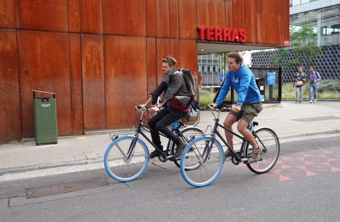 Blauwe bandjes veroveren Gent: Nederlands bedrijf heeft na één jaar al 2.000 klanten