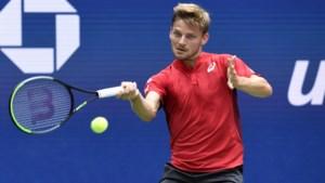 """David Goffin op US Open kansloos onderuit tegen Roger Federer: """"Alles ging mis en ik weet niet waarom"""""""