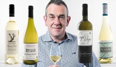 Nieuwkomers in de supermarkt: Alain Bloeykens proeft de nieuwe oogst witte wijn