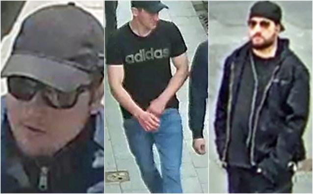 Politie verspreidt beelden van dieven die man van zes kilo goud beroofden op Koningin Astridplein