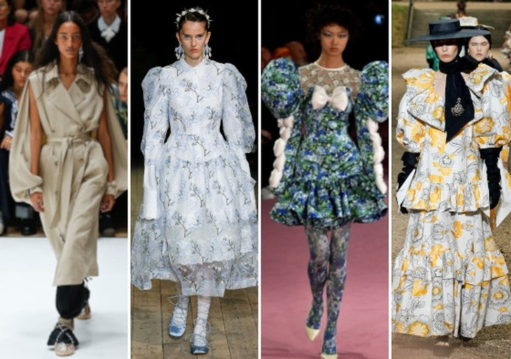 De acht hoogtepunten van London Fashion Week