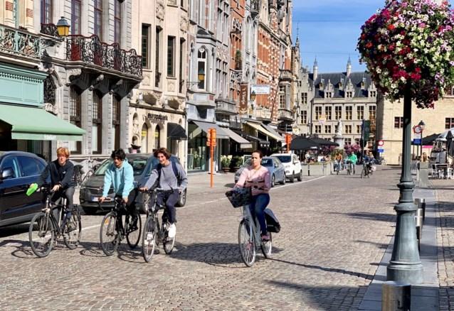 Mechelen maakt van binnenstad één grote fietszone