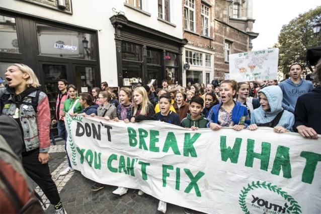 600 tot 800 deelnemers voor nieuwe Antwerpse klimaatactie