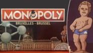 Manneken Pis blijft met lege handen achter op doos van Monopoly Brussel: piemel gecensureerd