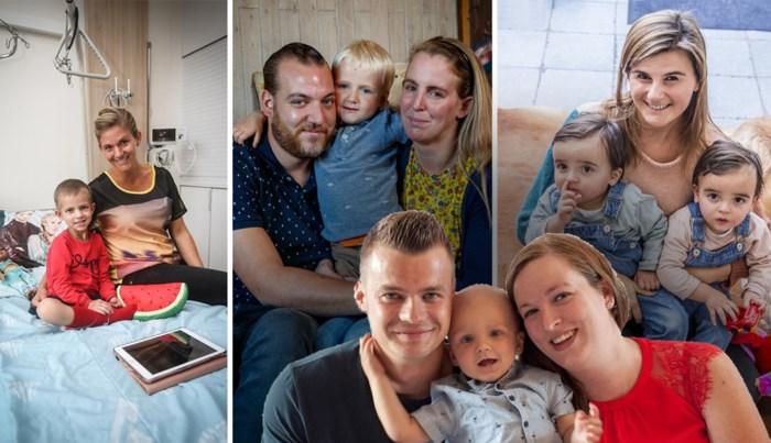 De strijd stopt niet bij Pia: ook deze kinderen en hun ouders vechten tegen een zeldzame ziekte en torenhoge facturen