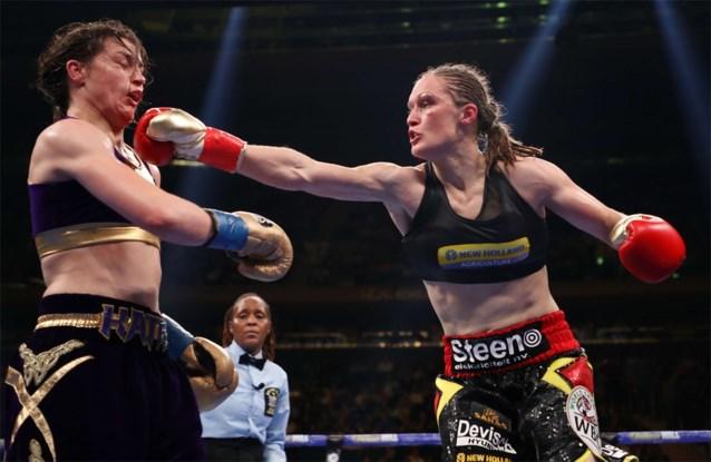 Delfine Persoon plant match tegen Nigeriaanse en gelooft niet in rematch tegen Taylor