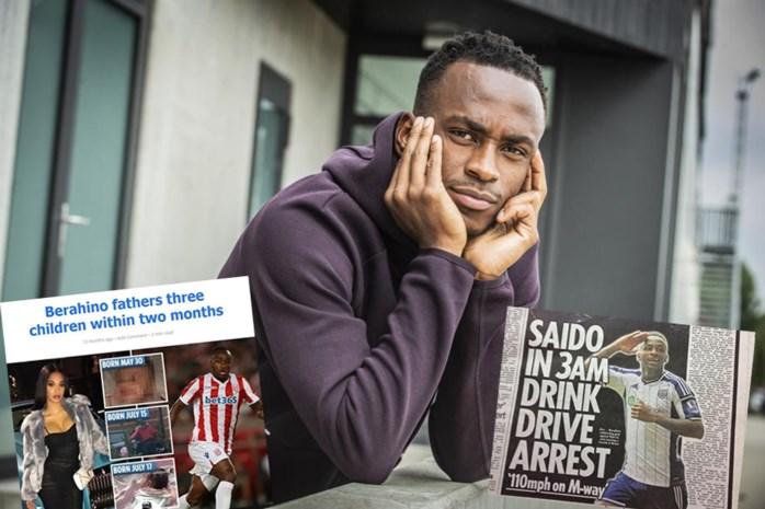 """Saido Berahino was aangeschoten wild voor paparazzi in Premier League, nu is hij een huismus bij Zulte Waregem: """"Ik dacht: die trainer moet bijzonder zijn"""""""
