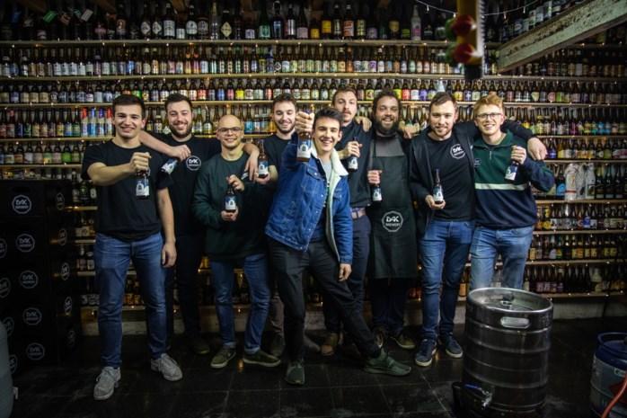 Jonge brouwers telen eigen hop, maken nieuw bier én werken samen met al even jong tv-gezicht