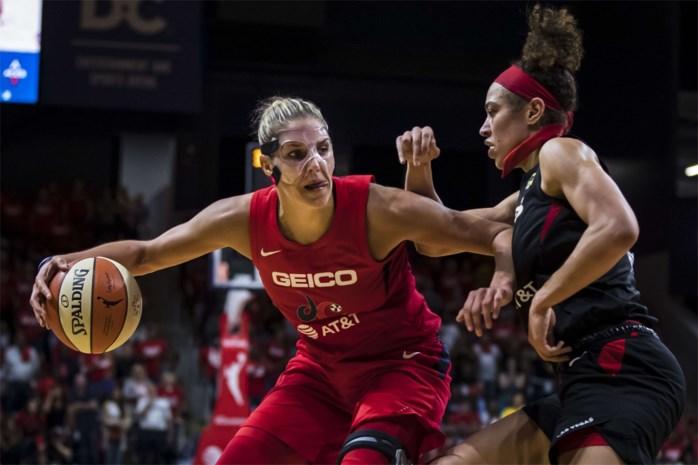 """De beste basketbalster ter wereld speelt naast twee Belgian Cats, maar haar zieke zus gaat boven alles: """"Zij is de superster"""""""
