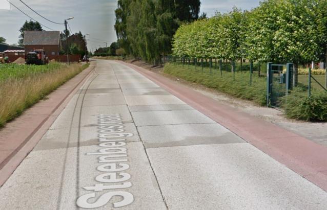 Wegenwerken in de Steenbergestraat vanaf 23 september