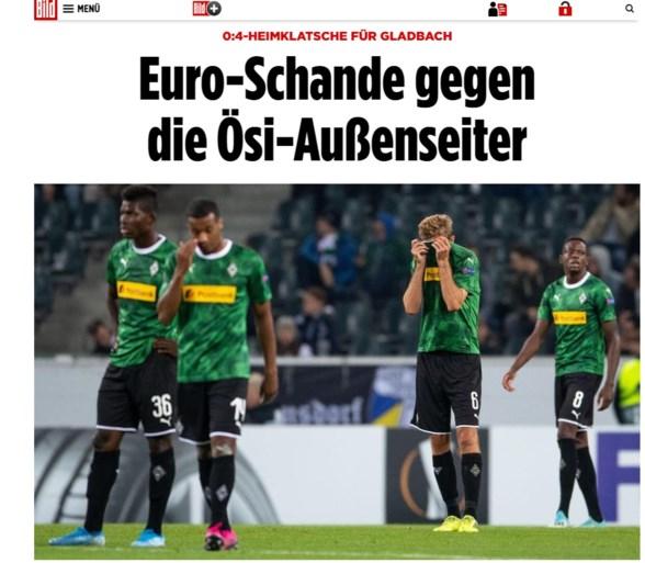 """Van """"Euro-Schande"""" tot """"Wunder"""": piepkleine debutant zorgt voor meest opmerkelijke overwinning in de Europa League"""