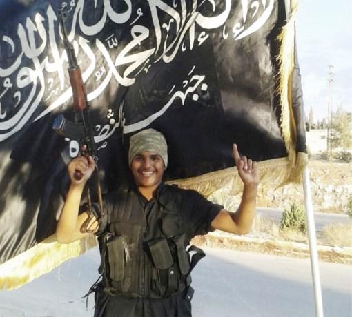 Antwerpse ISIS-strijder in Syrische cel