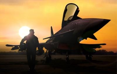 """Martin overleefde twee F-16-crashes: """"Ik heb geluk gehad. Ik denk nog vaak aan mijn vriend Luc, hij haalde het niet"""""""