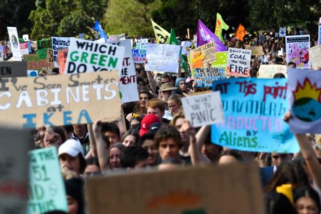 Honderdduizenden betogers in zo'n 150 landen: grootste wereldwijde klimaatprotest ooit, straks volgt Brussel