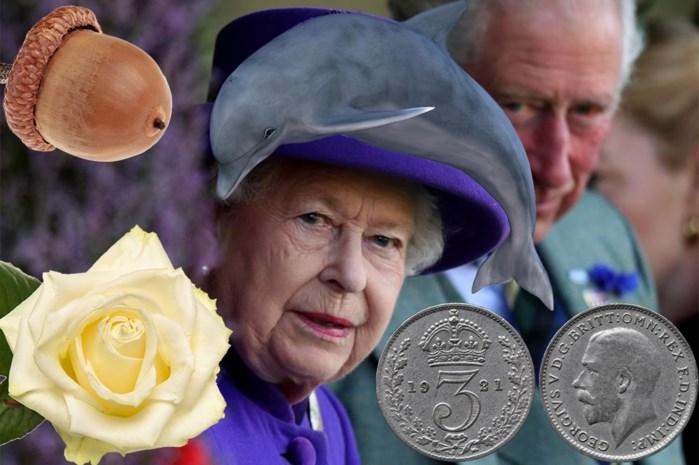 """De gekke regels van de Queen: van een persoonlijke geldautomaat tot het verbod op """"geslachtsverkeer"""" met haar huisdieren"""