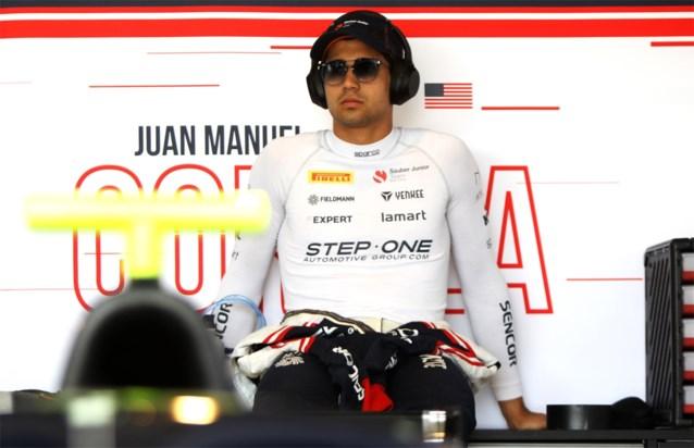 """Gecrashte racepiloot Manuel Correa ligt niet meer in coma, maar is nog steeds kritiek: """"Het is een race tegen de klok"""""""