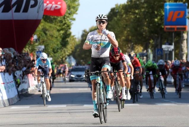 Klaar voor het WK: schaduwfavoriet Alexey Lutsenko wint Memorial Marco Pantani