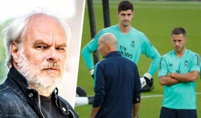"""COLUMN. Dijkshoorn: """"Ik heb oprecht te doen met uw favoriete Belgen: Courtois en Hazard"""""""