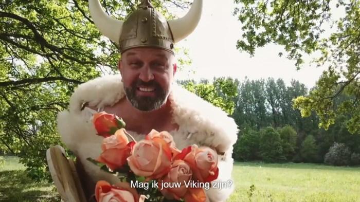 """Nu al de favoriet in 'Boer zkt. vrouw': Marc, de Vlaamse Viking. """"Als Marianne mij kiest, laat ik mijn job meteen vallen"""""""