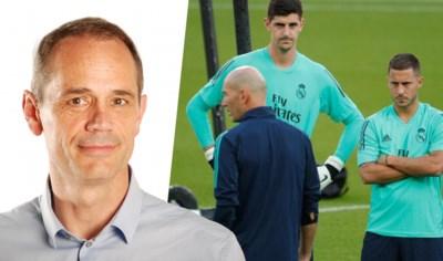 """Onze chef voetbal stelt zich luidop de vraag: """"Zou Zinedine Zidane wedstrijden van de Rode Duivels wel bekijken?"""""""