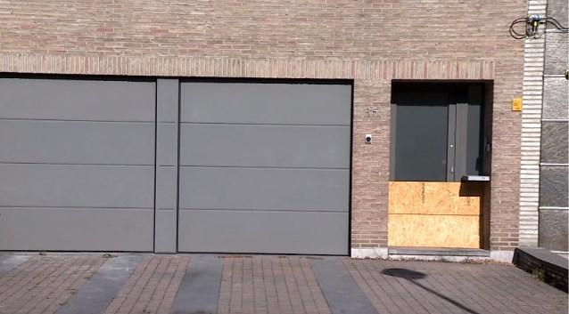 """Rustige wijk in Berchem opgeschrikt door granaatinslag: """"Ik dacht eerst dat het onweer was, zo een harde knal"""""""