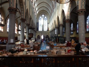 Groot Begijnhofkerk Sint-Amandsberg twee weekends boekenparadijs