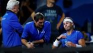 Slecht nieuws voor Europa in Laver Cup: wereldselectie neemt leiding over na forfait van Nadal