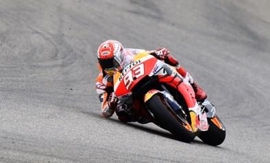 WK-leider Marc Marquez (Honda) zegeviert in MotoGP van Aragon en staat weer wat dichter bij nieuwe wereldtitel