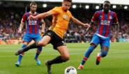 Own goal van Dendoncker maar met tien man sleept Wolverhampton op de valreep nog een puntje uit de brand