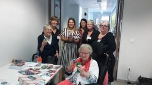 Van Broeckhoven bezoekt Immaculata voor Alzheimer Dag