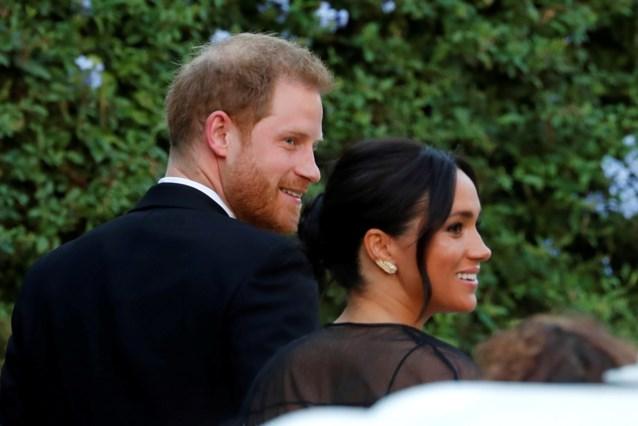 Amper vier maanden oud maar baby Archie gaat al mee op werkbezoek met prins Harry en Meghan