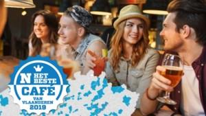 KAART. In deze gemeenten werd hetzelfde café elk jaar opnieuw 'Beste Café', maar voor vier uitbaters wordt het dit jaar extra spannend