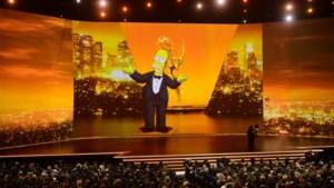 Emmy Awards openen met Homer Simpson, 'Game of Thrones' beste dramareeks