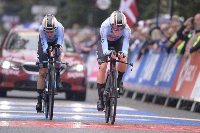 """Bondscoach Rik Verbrugghe kan Belgen niets verwijten na (omstreden) Mixed Team Relay: """"Ze hebben hun best gedaan"""""""