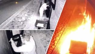 """Onbekenden stichten brand aan hoeve in Borgloon terwijl bewoners liggen te slapen. """"Dit doet sterk denken aan moordpoging"""""""