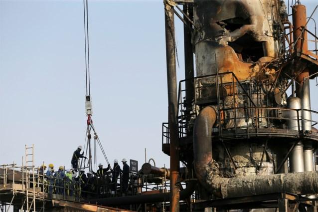 """Na droneaanval op oliefaciliteiten: """"Herstel Aramco duurt langer"""""""
