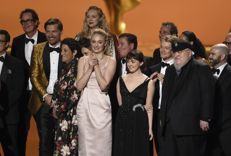 Emmy Awards openen met Homer Simpson, 'Game of Thrones' beste dramareeks