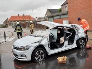 Opnieuw ongeval op hetzelfde kruispunt nadat voorrang van rechts wordt genegeerd