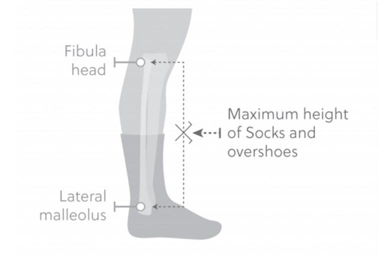 UCI laat zich meteen opmerken op WK in Yorkshire… door onverbiddelijk de lengte van sokken op te meten