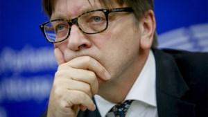 """Verhofstadt: """"Wil Boris Johnson nooit meer horen zeggen dat de EU niet democratisch is"""""""
