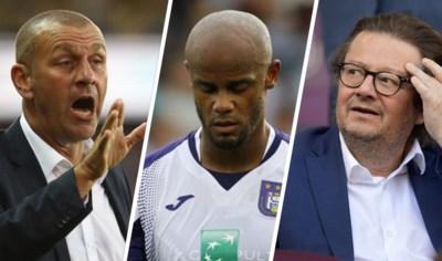 Kompany ontslaan kan niet, Davies offeren wel: zoveel krediet hebben de machthebbers bij Anderlecht nog