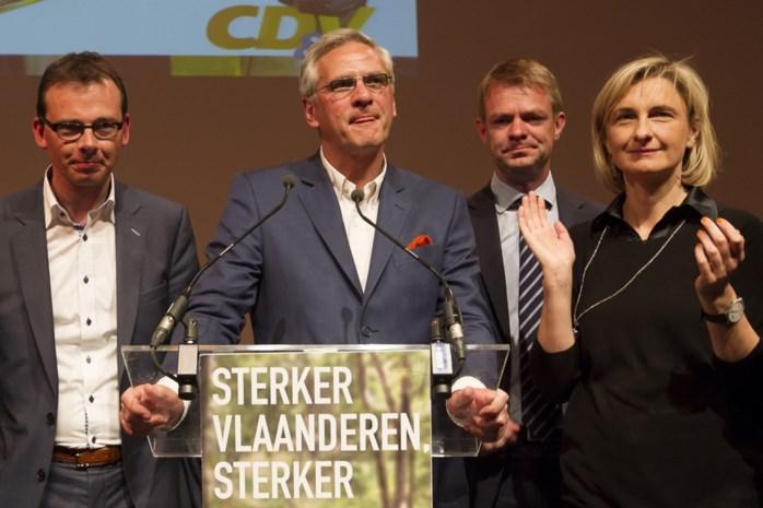 """CD&V-topper Hendrik Bogaert zwijgt niet langer: """"Wij hebben geen toekomst als centrumpartij"""""""
