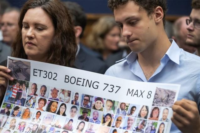 Boeing gaat elke nabestaande van crashes 737 MAX 131.000 euro betalen